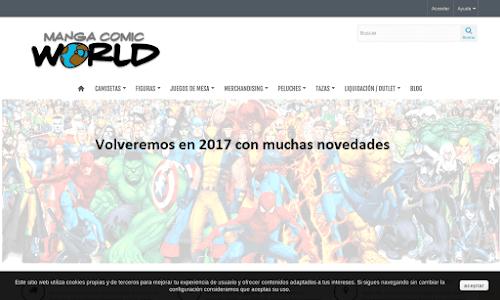Mangacomicworld Juegos y juguetes