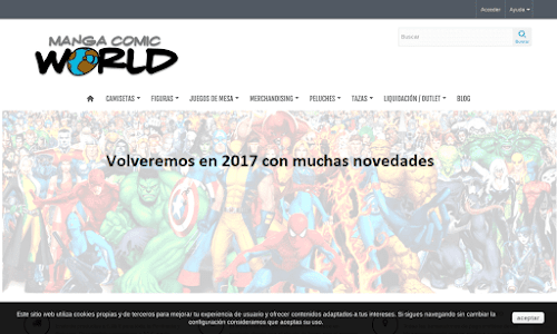 Mangacomicworld