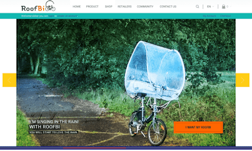 Roofbi Vélos & accessoires cyclisme