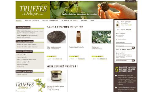 Truffes-deluxe.com, le spécialiste de la truffe française Gastronomie