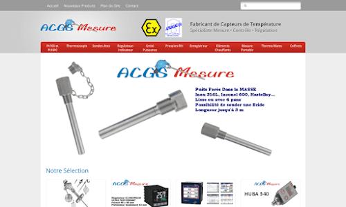 Acgs-Mesure Fourniture et mobilier