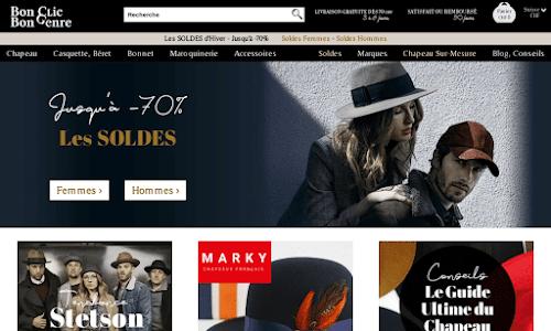 Bon Clic Bon Genre Bonnets, chapeaux & casquettes