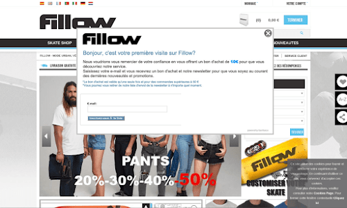 Fillow Sports Vêtement