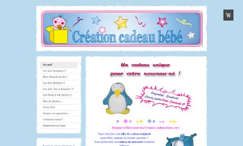 Création Cadeau Bébé