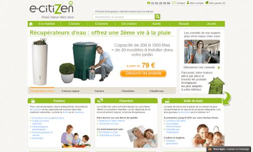 e-Citizen Alimentation bio et diététique