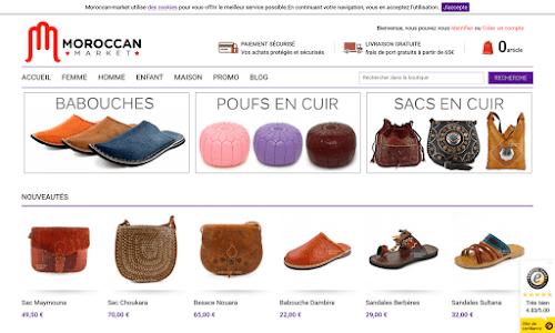 Moroccan-market Accessoires de mode
