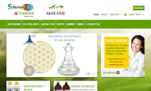 Compléments alimentaires : silicium organique