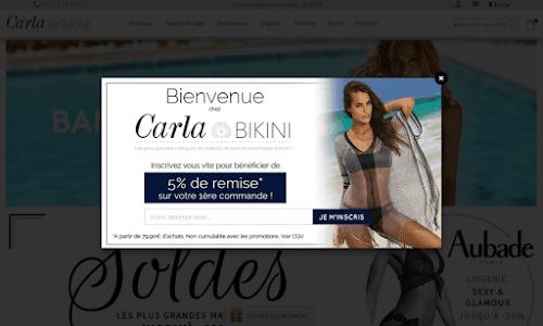 Carla-bikini Mode Femme