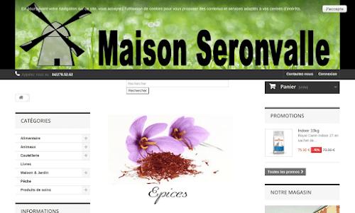 Shop Maison Seronvalle