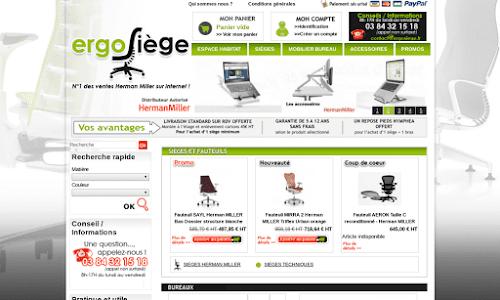 Mat riel de bureau ergonomique boutique en ligne for Materiel de bureau en ligne