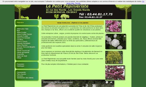 Jardinerie : le petit pepinieris Jardinage