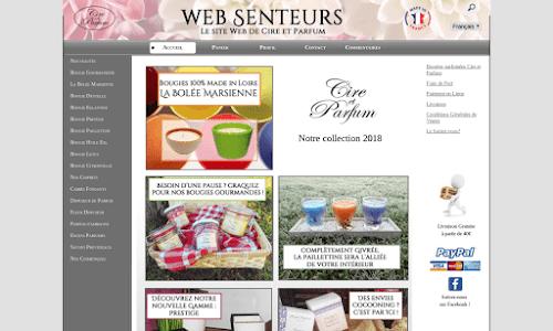 Web Senteurs