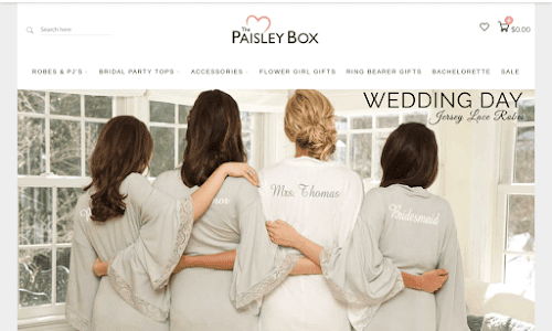 The Paisley Box Gifts