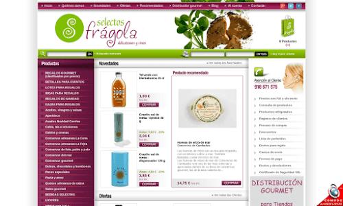 Selectos Frágola