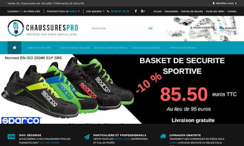 Chaussures Pro