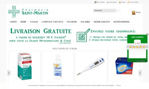 Pharmacie Saint-Martin