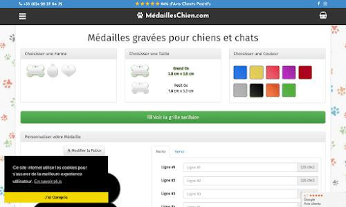 MedaillesChien.com