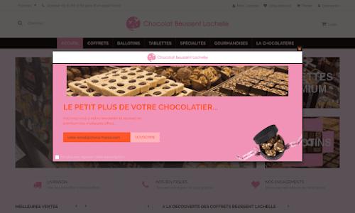 Chocolaterie de Beussent Lachelle Confiserie et chocolat