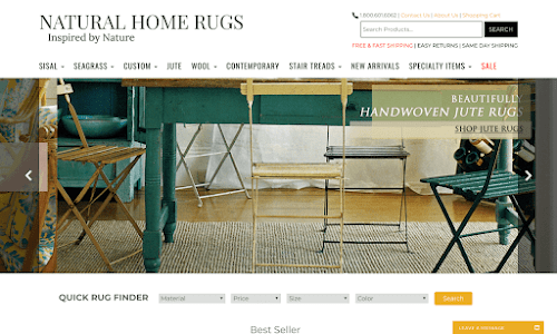 New Century International Rugs and floor coverings