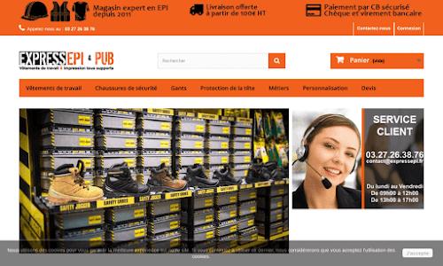 V tements de travail professionnels chaussures de s curit boutique en ligne v tement de - Magasin chaussure valenciennes ...