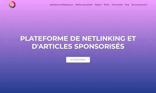 Plateforme-netlinking