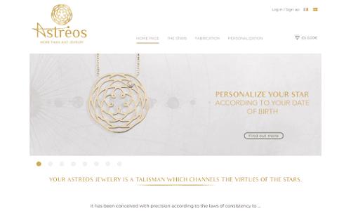 Les bijoux astreos Bijouterie joaillerie