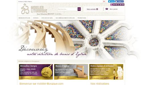 Créations et fabrications de mobiliers et articles religieux