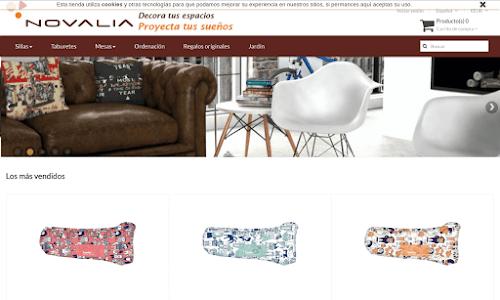 Novalia mobiliario