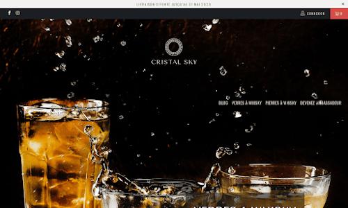 Cristal Sky Arts de la table