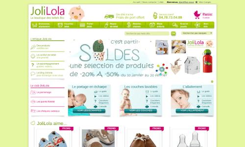 Jolilola Bébé et enfant