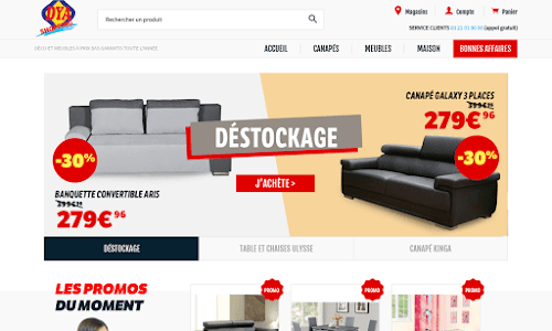 Dya Shopping Mobilier