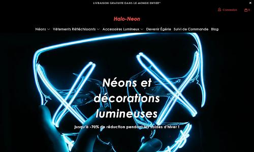 Halo-Neon