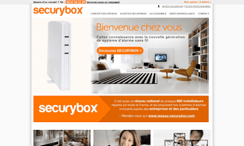 Securybox Electricité & domotique