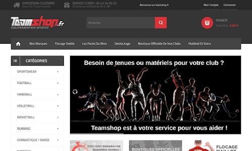 Teamshop Vêtement