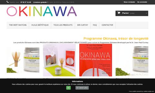 Okinawa : Aliments Santé Bio Alimentation bio et diététique