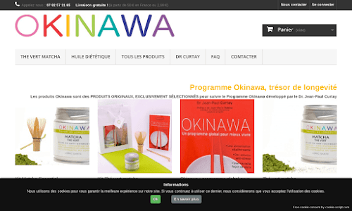 Okinawa : Aliments Santé Bio