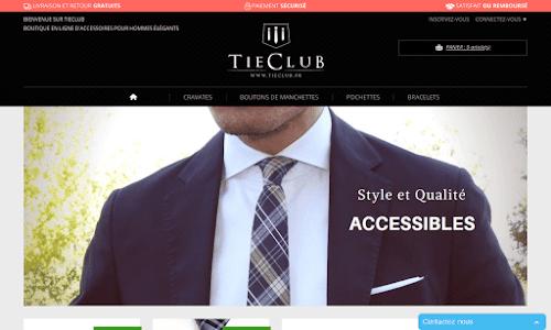 Tieclub Accessoires de mode