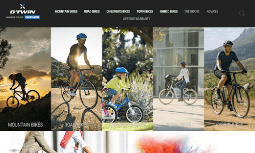 B'Twin Vélos & accessoires cyclisme