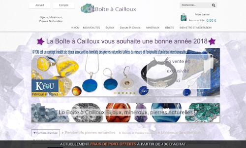 Laboiteacailloux Bijoux