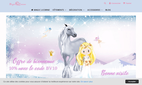 Magic Licorne Mode Enfant
