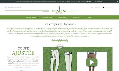 Les Pantalons Scavini