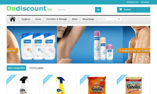 Dadiscount.be Alimentation