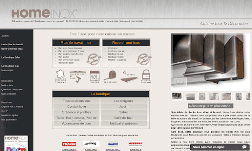 Home-Inox Décoration