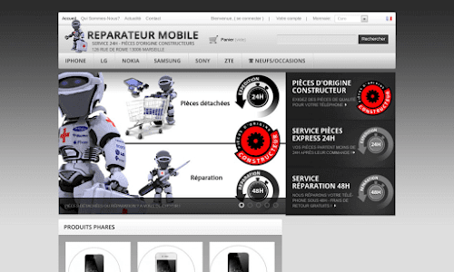 Reparateur mobile