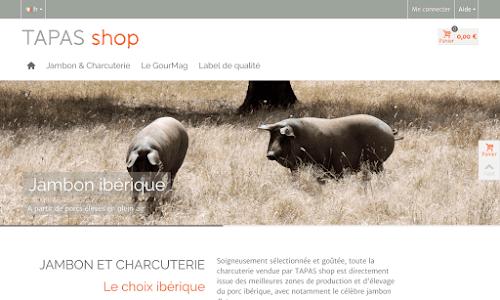 TAPAS shop Gastronomie