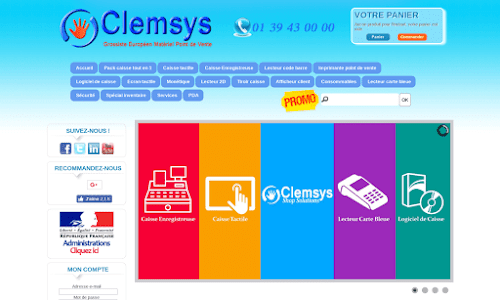 Clemsys Fourniture et mobilier
