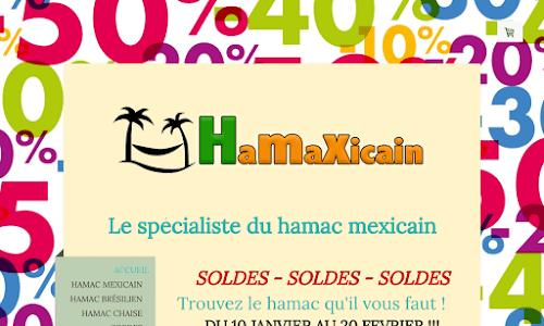 Hamaxicain, le spécialiste du hamac Mexicain