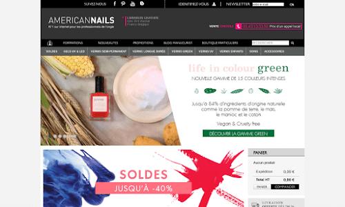 American Nails Autres services