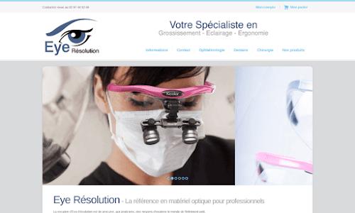 Eye-Résolution