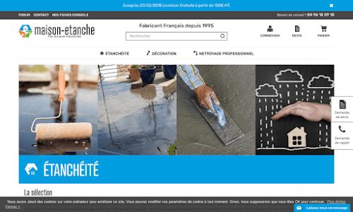 Maison etanche solutions anti humidit bricolage for Maison etanche